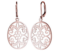 Ohrringe Ornament Floral Orientalisch 925 Silber
