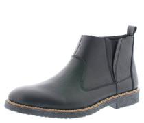 Chelsea Boots, Leder, Lammfell