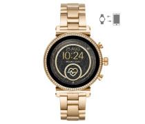 Touchscreen Smartwatch Damenuhr MKT5062