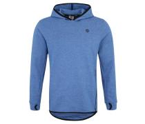 Sweatshirt, Kapuze, Zierreißverschluss, Daumenlöcher