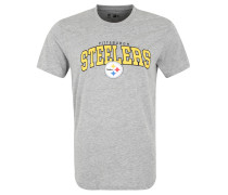 Pittsburg Steelers T-Shirt, Front-Print
