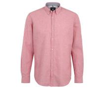 Freizeithemd, Comfort Fit, Button-Down-Kragen
