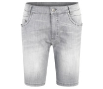 "Jeans-Shorts ""Lisboa"", Baumwoll-Stretch, Used-Look"