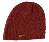 Mütze, unifarben, Feinstrick