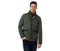Jacke, verstaubare Kapuze, Reißverschlusstaschen