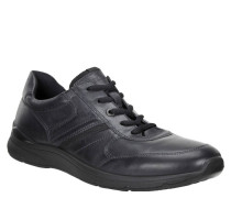 Sneaker, Leder, Schnürung