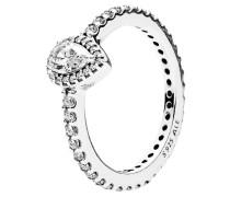 Ring Strahlender Tropfen 196254CZ-54