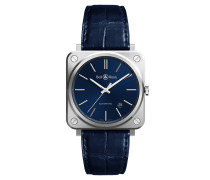 "Armbanduhr ""BLUE STEEL"" BRS92-BLU-ST/SCR"