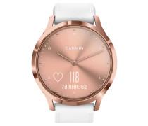 """Smartwatch Damenuhr """"vivomove HR Premium"""" 40-39-8682"""