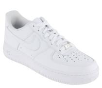 "Sneaker ""Air Force 1"", Leder, Lochmuster"