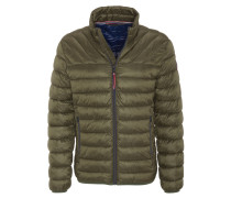 Steppjacke, Regular Fit, Thermo Fibre, Stehkragen