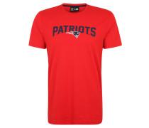New England Patriots T-Shirt, Rundhalsausschnitt