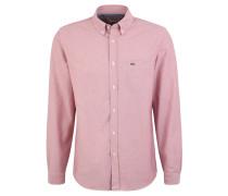 Freizeithemd, Regular Fit, Button-Down-Kragen