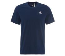 """T-Shirt """"Essentials Base"""", Baumwolle, Gummidruck-Logo"""