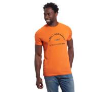 T-Shirt, 3D-Print, Rundhalsausschnitt, Jersey