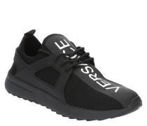 Sneaker, Mesh, Logo-Print