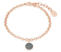 Damen-Armband mit Swarovski® Kristallen IP ROSE