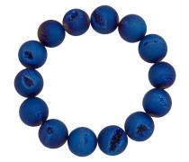 Armband mit Achat-Perlen, flexibel