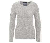 Pullover, Strick, Vintage, uni