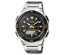 "Herrenuhr ""Collection Men"" AQ-S800WD-1EVEF, Chronograph"