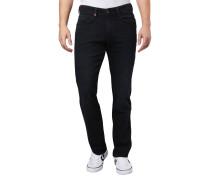 Jeans, Straight Fit, dezente Waschung