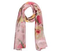 Schal, Seide, florales Design