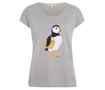 "T-Shirt ""Zoris"", Print, Loose Fit, Schulter-Naht"