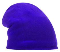Mütze, Kaschmir, Rippbund