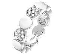 Ring Sparkling Circles TR2048-051-14