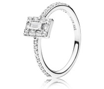 "Ring  ""Luminous Ice"" stapelbar mit Zirkonia 197541CZ-52"