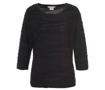 Shirt, 3/4-Arm, Struktur-Muster
