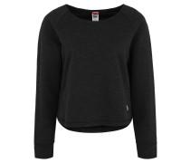 "Sweatshirt ""NSE Crew"", Baumwolle, cropped"