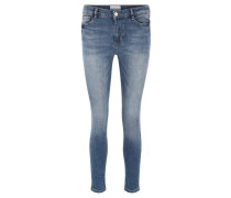 """Jeans """"Nela"""", Extra Skinny Fit, Used-Waschung"""