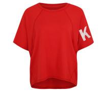 T-Shirt, Rundhalsausschnitt, Raglanärmel, Print