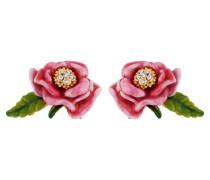 "Ohrrstecker ""Pink Flower"", AHPV112T/1"