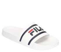 Slides, Logo-Prägung, vorgeformtes Fußbett