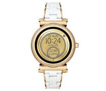 Smartwatch Damenuhr MKT5039