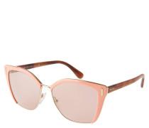 """Sonnenbrille """"SPR 56T"""", eckige Schmetterlings-Form"""