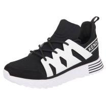 """XL-Sneaker """"KKNATE"""", Marken-Schriftzug, Schnürung, Mesh-Einsatz"""
