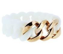 "Armband ""Original"" 106894 Edelstahl weiss rosegold"