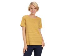 T-Shirt, reine Baumwolle, Streifen