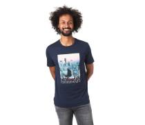 T-Shirt, City-Motiv, Baumwolle