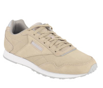 Sneaker, Zier-Nähte, Veloursleder, Marken-Details