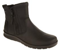 """Boots """"Babett"""", Leder, Fleece-Futter, Reißverschlüsse"""