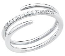 Ring 2018609, mit Zirkonia, ,  925