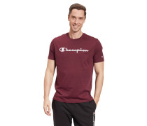 T-Shirt, Comfort Fit, Baumwolle, Logo-Print