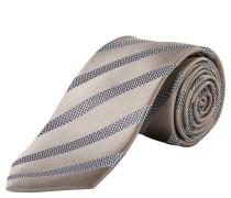 Krawatte, gestreift