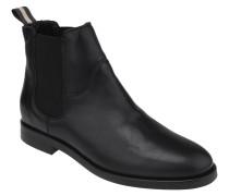 Chelsea Boots, Glattleder, Zuglasche, Ziernaht
