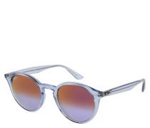 """Sonnenbrille """"RB2180"""" runde Form, transparent"""