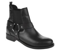 Chelsea Boots, Leder, Biker-Stil